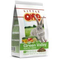 Фотография товара Корм для кроликов Little One Зеленая Долина, 750 г