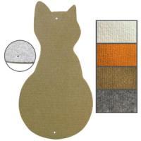 Фотография товара Когтеточка для кошек Гамма, размер 27х50см., цвета в ассортименте