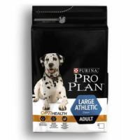 Фотография товара Корм для собак Pro Plan Adult Large Athletic, 3 кг