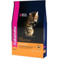 Фотография товара Корм для кошек Eukanuba Top Condition, 2 кг, курица