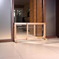 Фотография товара Барьер-загородка для собак Trixie, размер 108х50х31см.