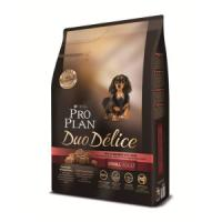 Фотография товара Корм для собак Pro Plan Duo Delice Small Adult, 2.5 кг, лосось с рисом
