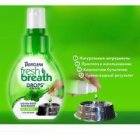 Фотография товара Капли от запаха из пасти Tropiclean Fresh Breath