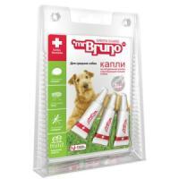 Фотография товара Капли для собак средних пород Mr. Bruno Green Guard