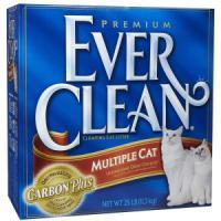 Фотография товара Наполнитель для кошачьего туалета Ever Clean Multiple Cat, 6 кг