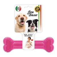 Фотография товара Игрушка для собак Georplast Geobone 1, размер 1, размер 10x3см., цвета в ассортименте