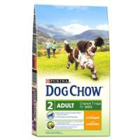 Фотография товара Сухой корм для собак Purina Dog Chow Adult, 14 кг, курица