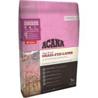 Фотография товара Беззерновой корм для собак Acana Singles Grass-Fed Lamb, 17 кг, ягненок и яблоко