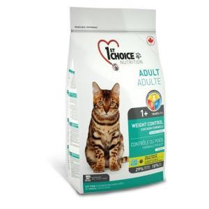 Корм для кошек 1st Choice Weight Control, 2.72 кг