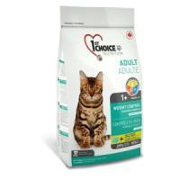 Фотография товара Корм для кошек 1st Choice Weight Control, 2.72 кг