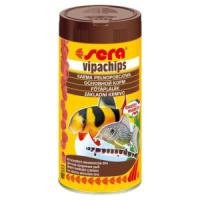 Фотография товара Корм для донных рыб и ракообразных Sera Vipachips, 90 г