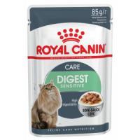 Фотография товара Корм для кошек Royal Canin Digest Sensitive, 85 г