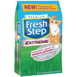 Наполнитель для кошачьего туалета Fresh Step Premium, 9.52 кг