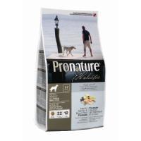 Фотография товара Корм для собак Pronature Holistic Dog skin & coat, 13.6 кг, лосось с коричневым рисом