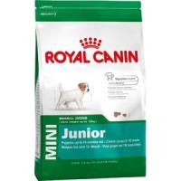 Фотография товара Корм для щенков Royal Canin MINI Junior, 4 кг