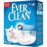 Фотография товара Наполнитель для кошачьего туалета Ever Clean Extra Strong Clumping Unscented, 10 кг