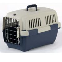 Фотография товара Переноска для собак и кошек Marchioro Clipper Cayman, размер 1, 1.7 кг, размер 50х33х32см., бежевый/синий