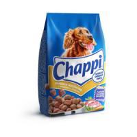 Фотография товара Корм для собак Chappi Сытный мясной обед, 600 г, мясное ассорти