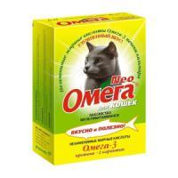 Фотография товара Витамины для кошек Омега