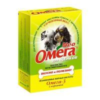 Фотография товара Витамины для щенков Омега
