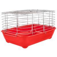 Фотография товара Клетка для грызунов Дарэлл ЕСО, 1 кг, размер 42х30х26см., цвета в ассортименте