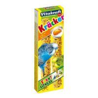 Фотография товара Крекеры для волнистых попугаев Vitakraft 10609, 100 г