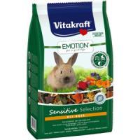 Фотография товара Корм для кроликов Vitakraft Sensitive Selection, 600 г, овощи, семена