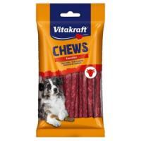 Фотография товара Жевательные палочки для собак Vitakraft Chews, 140 г, размер 12.5см.