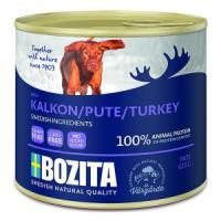 Фотография товара Корм для собак Bozita Turkey, 625 г, индейка