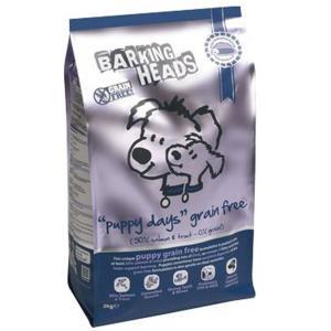 Корм для щенков Barking Heads Щенячьи деньки, 2 кг