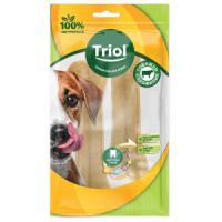 Фотография товара Лакомства для собак Triol, 55 г, сыромятная кожа, 2 шт.