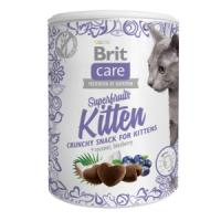 Фотография товара Лакомство для котят Brit Care Superfruits Kitten, 120 г, курица