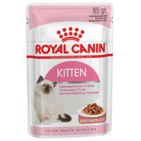 Фотография товара Корм для котят Royal Canin Kitten Souse, 85 г