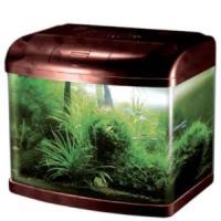 Фотография товара Аквариум для рыб Jebo 375R, размер 75х42х56см., вишня