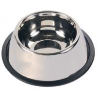 Фотография товара Миска для собак Trixie Stainless Steel Bowl, размер 15см.