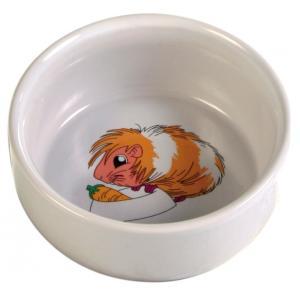 Миска для грызунов Trixie Ceramic Bowl, размер 11см., 20, кремовый