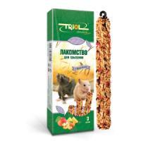 Фотография товара Корм для грызунов Triol Standard, мед, фрукты, зерна, семена