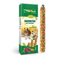 Фотография товара Корм для грызунов Triol Standard, овощи, мед, злаки, семена
