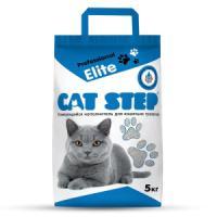 Фотография товара Наполнитель для кошачьих туалетов Cat Step Professional Elite, 5 кг