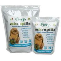 Фотография товара Корм для карликовых кроликов Fiory Micropills Dwarf Rabbits, 910 г, травы, размер 0.255x0.16x0.08см.