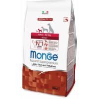 Фотография товара Корм для собак Monge Dog Speciality, 800 г, ягненок, рис, картофель