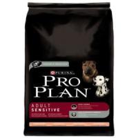 Фотография товара Корм для собак Pro Plan Adult Sensitive, 14 кг, лосось и рис