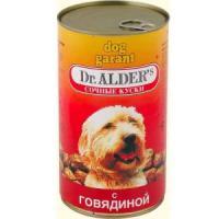 Фотография товара Корм для собак Dr. Alder's, 1.24 кг, говядина