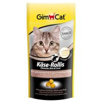 Фотография товара Лакомство для кошек GimCat Kase-Rollis, 40 г