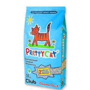 Наполнитель для кошачьего туалета Pretty Cat Aroma Fruit, 10 кг