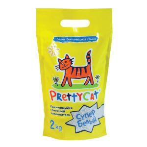 Наполнитель для кошачьего туалета Pretty Cat, 2 кг