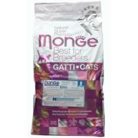 Фотография товара Корм для котят Monge Cat Kitten, 10 кг, курица