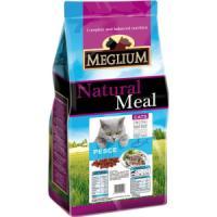 Фотография товара Корм для кошек MEGLIUM Cat Adult, 15 кг, рыба