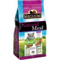 Фотография товара Корм для кошек MEGLIUM Cat Adult, 15 кг, говядина с курицей и овощами