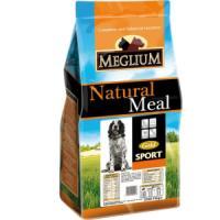Фотография товара Корм для собак MEGLIUM Dog Sport Gold, 15 кг, говядина с курицей